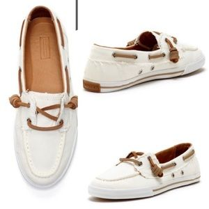 Hunter Val Boat Shoes